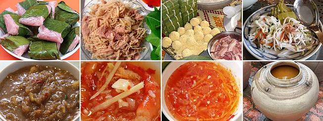 the most popular fermented dishes in Vietnam